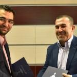 شرکتهای ارتباطات زیرساخت و اتصالات افغانستان تفاهمنامه همکاری امضا کردند