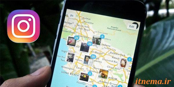 حذف شدن قابلیت Photo Map از اینستاگرام