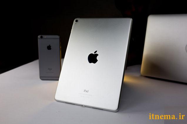 اولین محصول بدون دکمه هوم  نسل بعدی آیپد خواهد بود