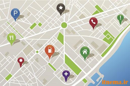 رونمایی از نقشه دیجیتال بومی کشور