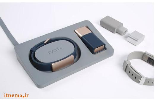 این دستبند هوشمند به کاهش وزن شما کمک می کند