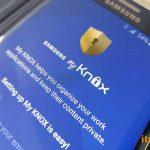 گوشی های سامسونگ به دلیل ضعف امنیتی knox هک میشوند
