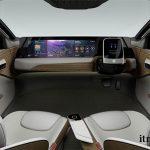 معرفی اولین خودرو خودران بدون فرمان