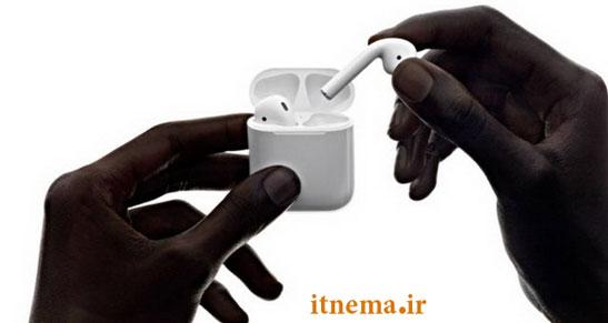 آغاز فروش هدفونهای بلوتوثی اپل ایرپادز قبل از تعطیلات کریسمس