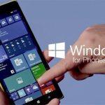 مایکروسافت همچنان به پشتیبانی از ویندوز ۱۰ موبایل ادامه می دهد