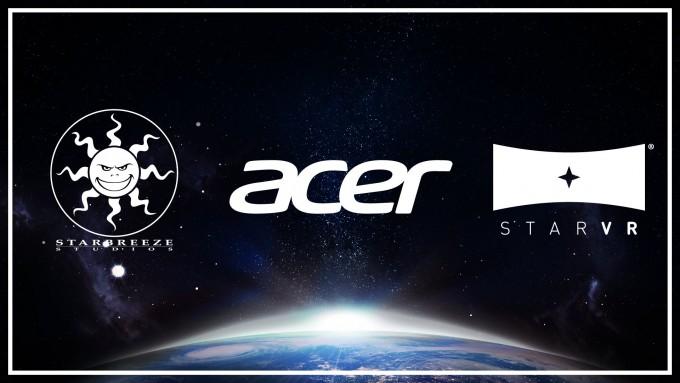 ایسر با همکاری Starbeeze، هدست واقعیت مجازی تولید می کند!