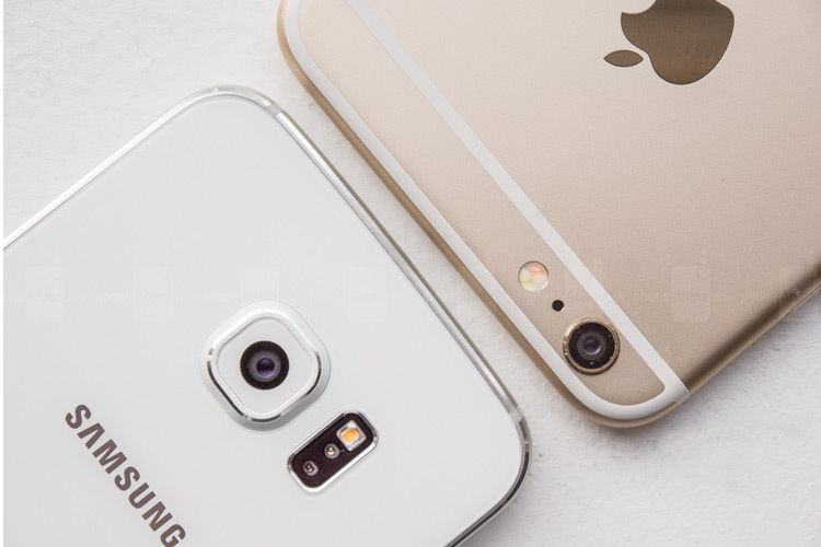 سامسونگ بعد از اپل بیشترین سهم از بازار گوشیهای آمریکا را دارد