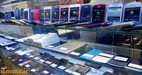 حضور ۳۰ میلیون گوشی بدون گارانتی در کشور
