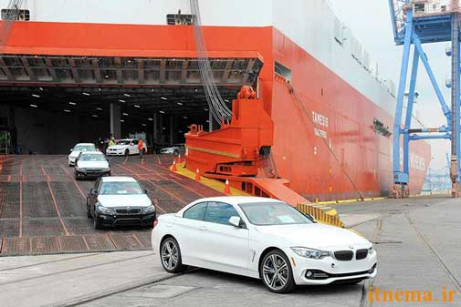 توقف ثبت سفارش ۵ خودروساز اروپایی برای ورود به ایران
