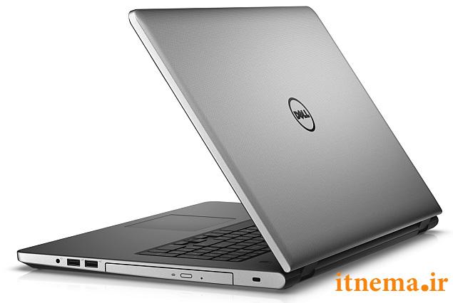 رونمایی Dell از لپ تاپ اینسپایرون ۵۰۰۰ در دو نسخه
