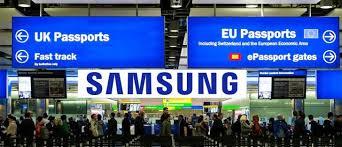 سامسونگ با خروج بریتانیا از اتحادیه اروپا، به فکر انتقال دفتر لندن است