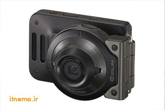دوربین  کاسیو مخصوص عکاسی در تاریکی