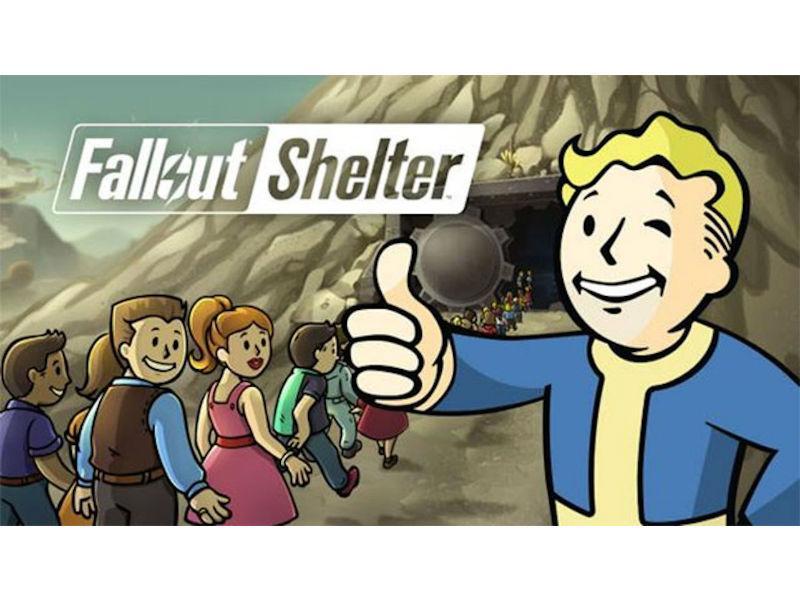 نسخه آی او اس بازی Fallout Shelter به لمس سه بعدی مجهز شد