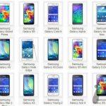 پرفروشترین گوشیهای اندرویدی نیمه اول سال ۲۰۱۶ متعلق به سامسونگ هستند