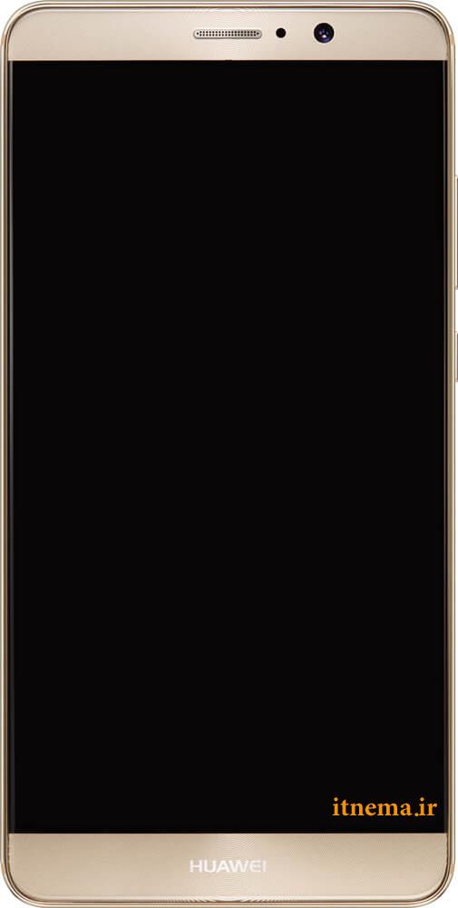 صفحه نمایش با لبه خمیده در هواوی میت 9