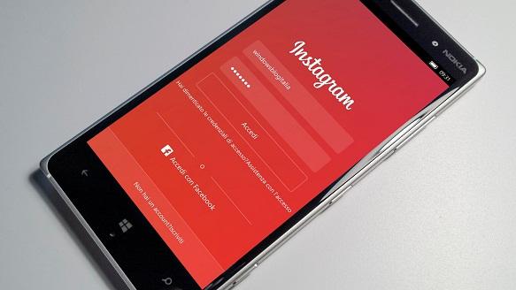 نسخه نهایی اینستاگرام برای ویندوز ۱۰ موبایل منتشر شد