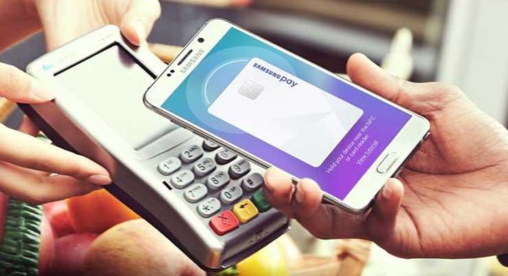 سرقت اطلاعات کاربران Samsung pay